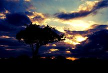 Sunrise/Sunset / The beauty of African Sunrise/Sunset.