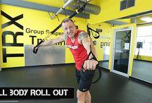TRX Leg Exercises