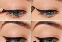 eyes makeup and etc