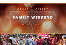 Family Weekend 2014 / Learn about and RSVP for all the awesome events happening during Family Weekend 2014!