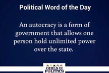 #WordsinPolitics