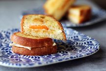 Grilled Cheese Recipes / The place to find anything and everything grilled cheese — featuring variations on the traditional bread and cheese recipe for lunch and dinner.