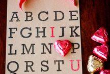 Holiday & Valentines & DIY