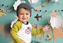 Ideas for Kids Photos / by Ginnette Monge