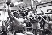 Pumping Iron / With Arnold Schwarzenegger at the helm of this bodybuilding escapade, PUMPING IRON follows the buildup to the 1975 Mr. Universe and Mr. Olympia competitions, muscling in on the psychology and physicality of this sport. http://influencefilmclub.com/film/pumping-iron/