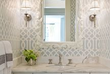bathrooms / by Susan Bartlett
