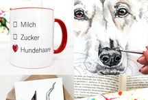 GESCHENKIDEEN für Hundefreude / Alles was das Hundehalter-Herz begeht