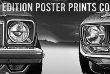 Our Artwork / Previews of the unique limited edition artwork available from Street Dream Graphics.