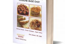 Gluten-Free, Dairy Free Cooking Made Easy E-Cookbook / Gluten-Free, Dairy-Free Cooking Made Easy e-Cookbook by Cleo Libonati, RN, BSN. Become a gluten-free, dairy-free cooking Pro while you learn about symptoms which recipes will provide nutrients you need to correct health issues!