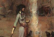 sou a neta das bruxas que vcs não conseguiram queimar
