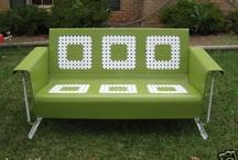 Backyard  Front yard / Backyard, front yard, lawn, outdoor decor, outdoor furniture