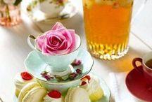 Tea party / Cap cake tea inspiration
