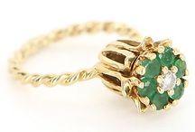 Vintage Jewels. / Beautiful,vintage jewelry.
