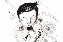 ARTISTA | IANAH MAIA / Aqui você encontra as artes da artista IANAH MAIA, disponíveis na urbanarts.com.br para você escolher tamanho, acabamento e espalhar arte pela sua casa. Acesse www.urbanarts.com.br, inspire-se e vem com a gente #vamosespalhararte