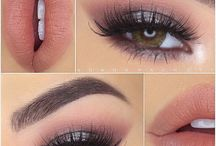 Soft, romantic makeup looks