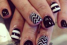 Nailed it  / Nails nail polish art  / by Lois Zacharopoulos