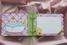 Baby scrapbook / by Louhoo Louhoo