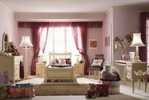 The girls bedroom / by Ashli Roach