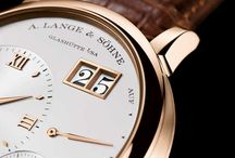A. Lange & Söhne / by WatchTime Magazine