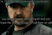 Supernatural!  / by Chantel Judd