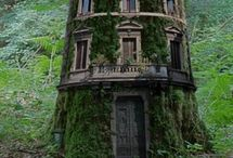 Abandoned and problably haunted