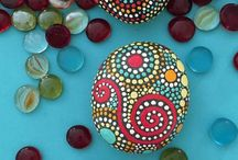Painted Pebbles