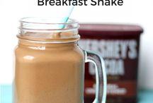 Everything Protein shake