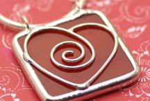 copper foil jewelry