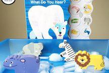 Polar Bear Polar Bear What do you hear?