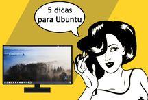 Imagens das Postagens / Imagens criadas para as postagens do blog Ubuntu Para Iniciantes http://www.ubuntuiniciantes.com.br