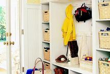 Home Decor: Entry, Closets, & Mudrooms / by Liz Crawford