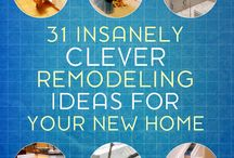 Remodeling / by Lesley Pineda-Jones