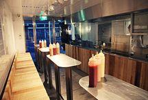 Interior desing-bar/Restaurant