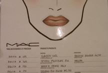 MAC LOVE / MAC Makeup Guide