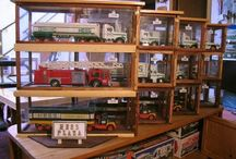 Hess Toy Store Photos / by Jackie Reece