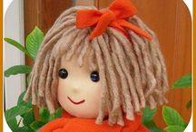 capelli bambole