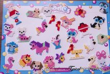 Kid-friendly crafts / Projects with Beados, beads
