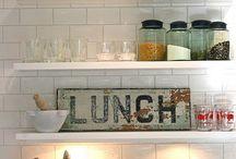 Kitchen / by Amy McCann {junqueologist}