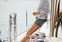 Seeking Warmer Weather - Her Style / Summer style for all us Sailor Maidens
