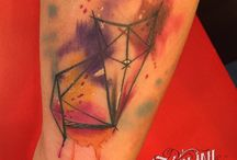 Tatuaggi Watercolor