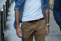 Look book for men / Fashion trends
