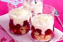 Rezept-Dessert