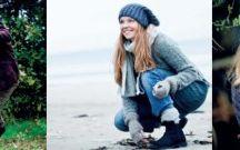Shepherd / Shepherd pantoffels, wanten en laarzen uit Zweden. Heerlijk warme schapenvacht produkten. Koude handen en voeten zijn vanaf nu verleden tijd!