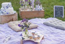 пикник весна