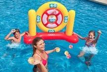 Swimming Pool Fun / Have fun in and around the swimming pool!