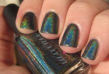 Nail polish swapped