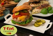Healthy Grilling  / A healthy life starts with a healthy kitchen. See how OptiGrill can     keep your taste buds flattered and your belly lean.