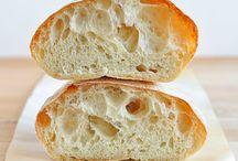 Pane, brioches e prodotti da forno