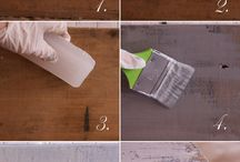 Shabby Chic Surfaces