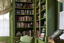 Love Me Some Books / Books, quotes about reading, and home library ideas for the literary-obsessed. www.VAMomsNetwork.com